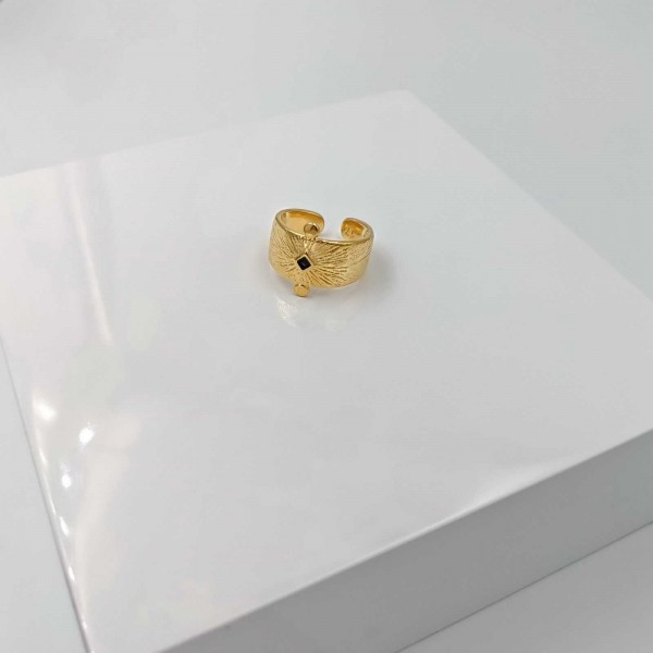 Δαχτυλίδι Sart Enamel Oro