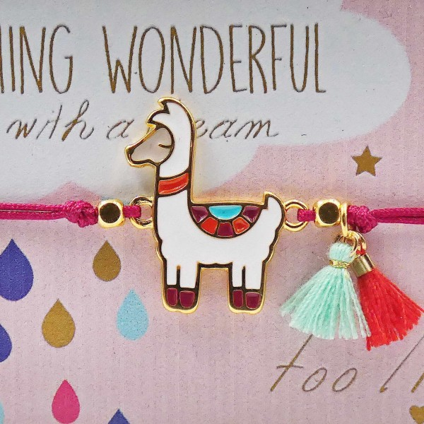 Everything Wonderful Starts with a Dream Kid's Bracelet