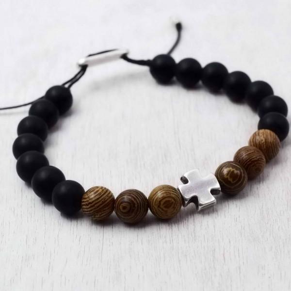 Crusade Men's Bracelet