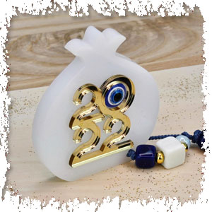 Modern good luck charms